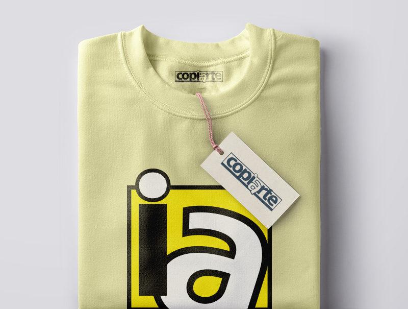 Camiseta personalizada vinilo