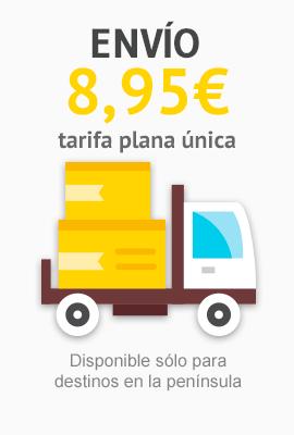 gastos de envío 8,95